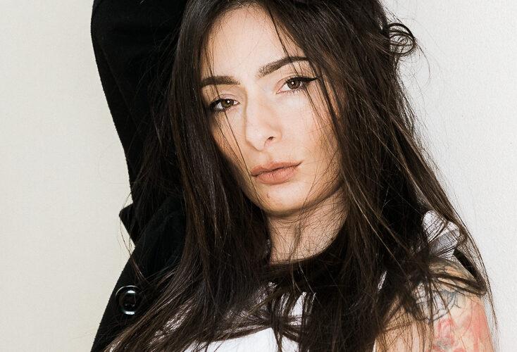 Diletta Dugo Modella Fashion - Vincenzo Di Dio Fotografo Freelance